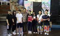Siswa Jepang Tampilkan Tari Barong Kijang Upaya Pelestarian Pascatsunami 2011