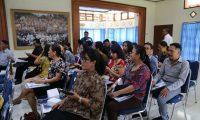 Bimbingan Teknis Penyusunan Laporan Keuangan ISI Denpasar 2018 Dukung Kemenristekdikti Raih Opini WTP