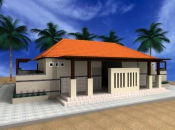 Karya Mahasiswa Desain Interior ISI Denpasar
