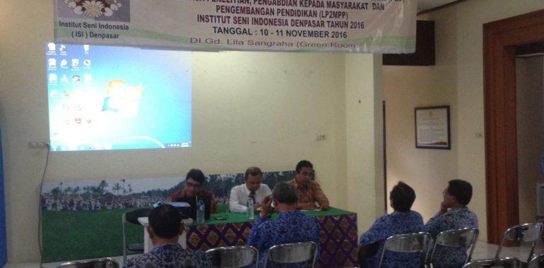 ISI Geber Lokakarya Peningkatan Teknologi Informasi