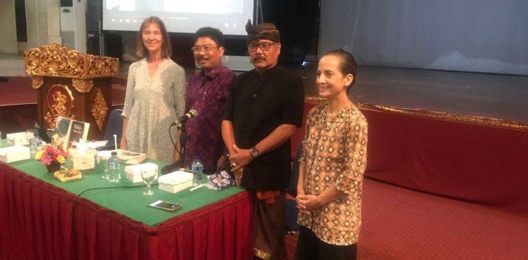 Membangun Keelokan Budaya Lokal Dalam Sebuah Karya Seni ISI Gelar Sarasehan Terbuka Tentang Nilai Budaya Panji