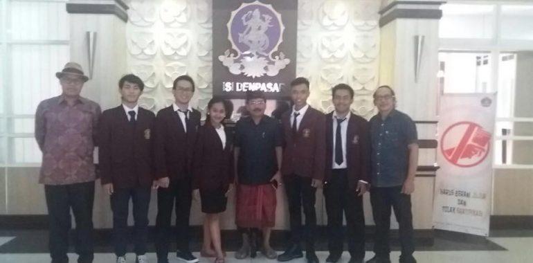 Pilmapres, Sinergikan Hard dan Soft Skill Mahasiswa Sri Ayu Pradnya Larasati Wakili ISI Denpasar ke Tingkat Nasional