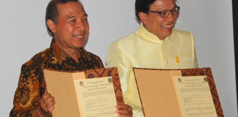 "ISI Denpasar dan ""Phetchaburi Rajabhat University"" Thailand jalin kerja sama"