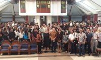 Kerjasama, ISI Denpasar dan Konjen Australia di Bali Gelar Workshop