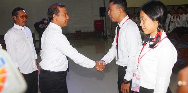 Rektor ISI Denpasar larang ada perpeloncoan mahasiswa baru