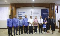 ISI Denpasar Beserta AMINEF Gelar Fulbright Panel Discussion